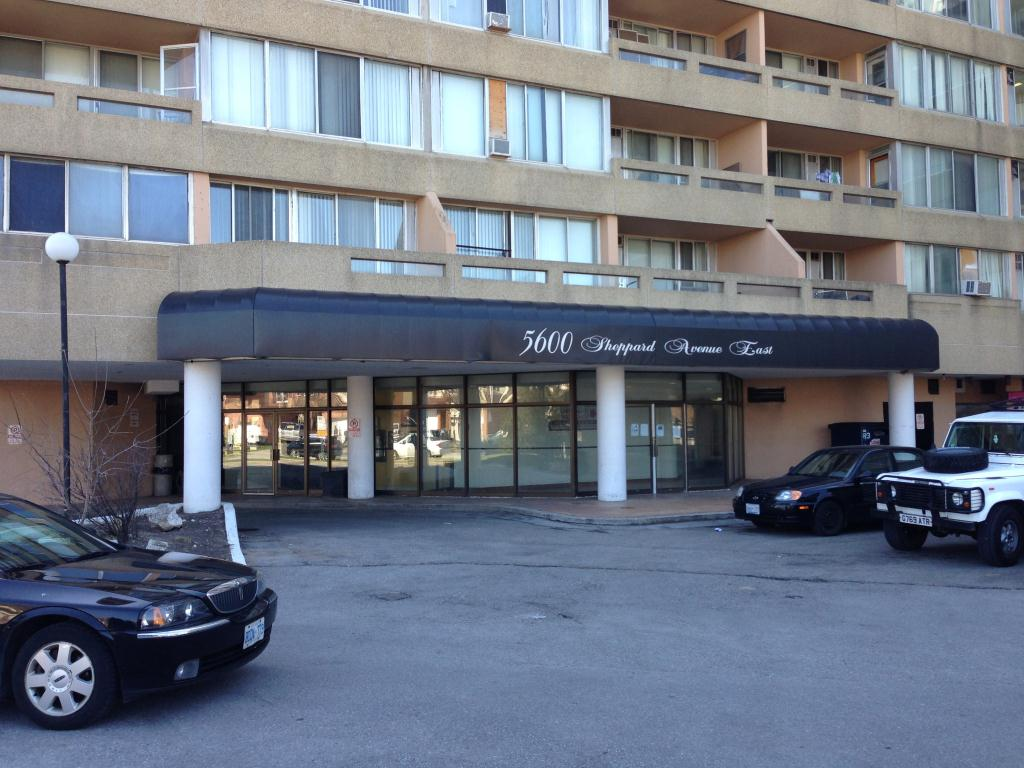 5600 Sheppard Avenue East, Scarborough, ON
