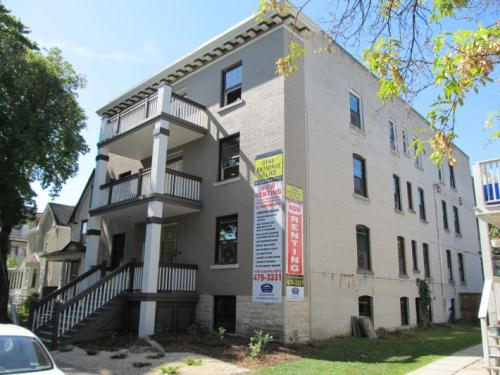 1 bedroom apartments for rent at 122 langside street - One bedroom apartments in winnipeg ...