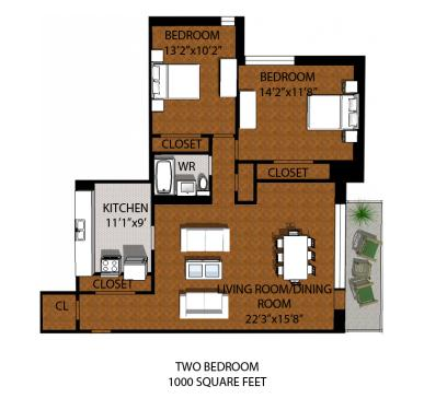 Lawrence Ave East Apartments For Rent