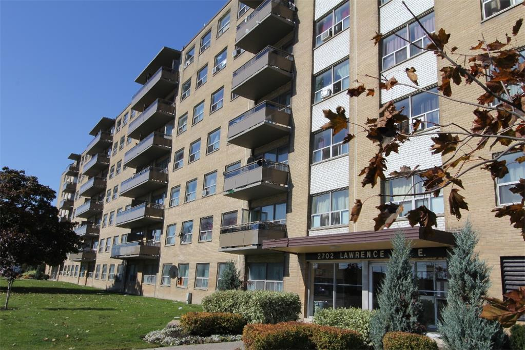 2700 and 2702 Lawrence Ave, E., Scarborough, ON