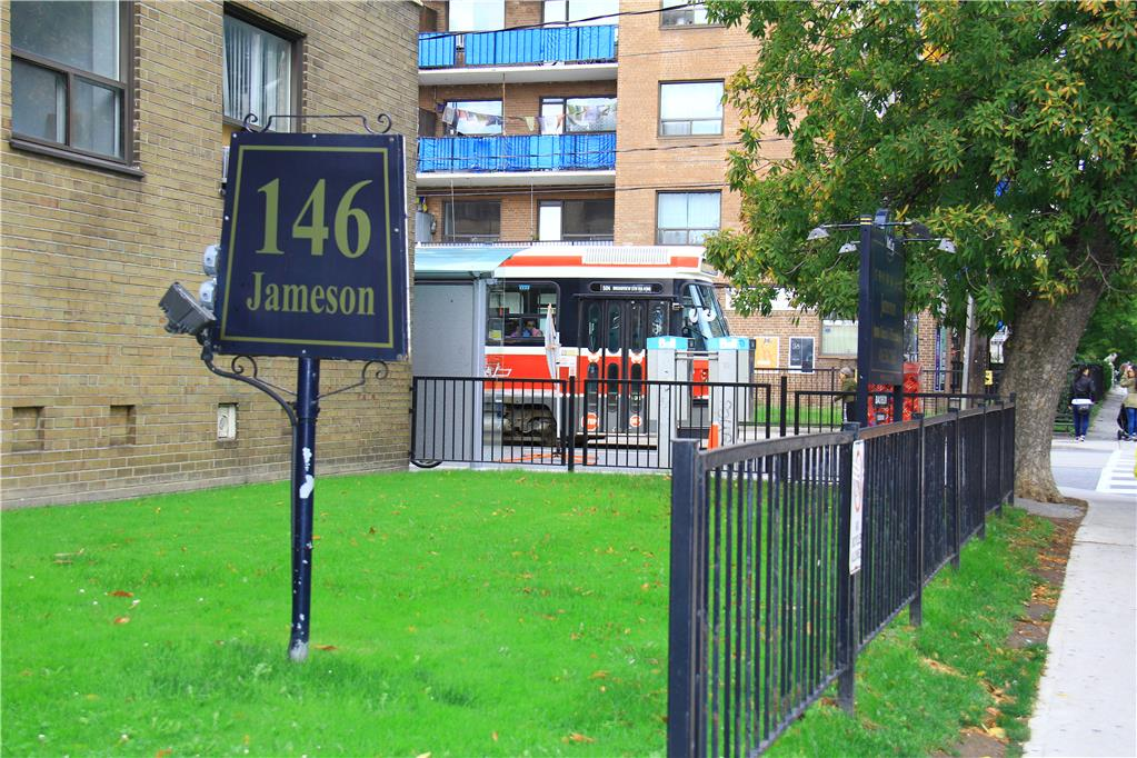 87, 90,  91, 140, 146, 169, 200 Jameson Avenue, Toronto, ON
