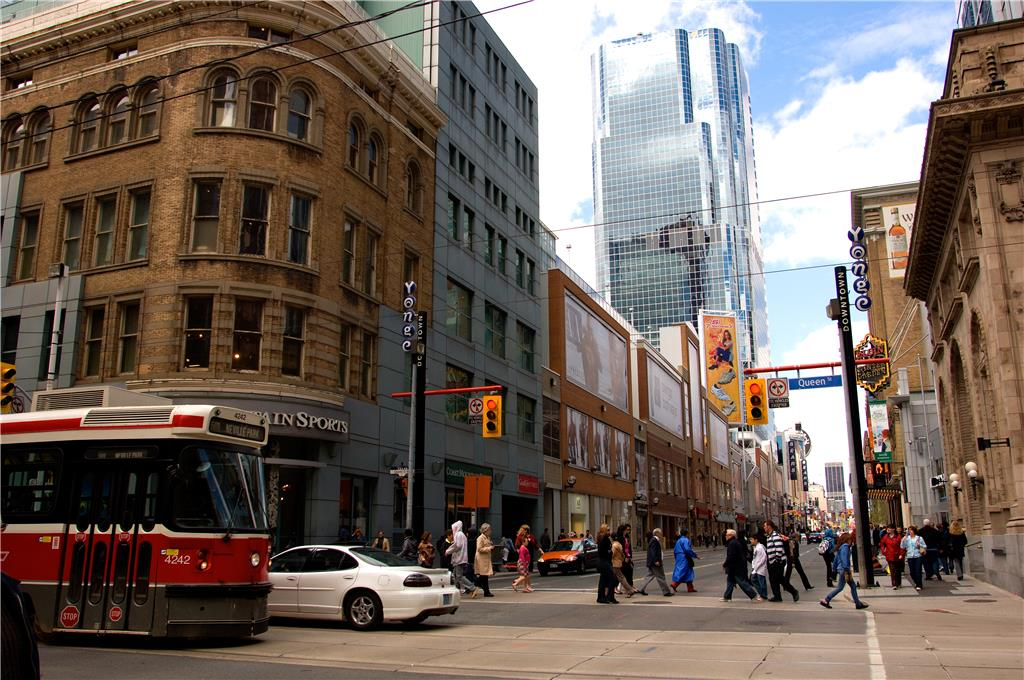 191 and 201 Sherbourne St., Toronto, ON