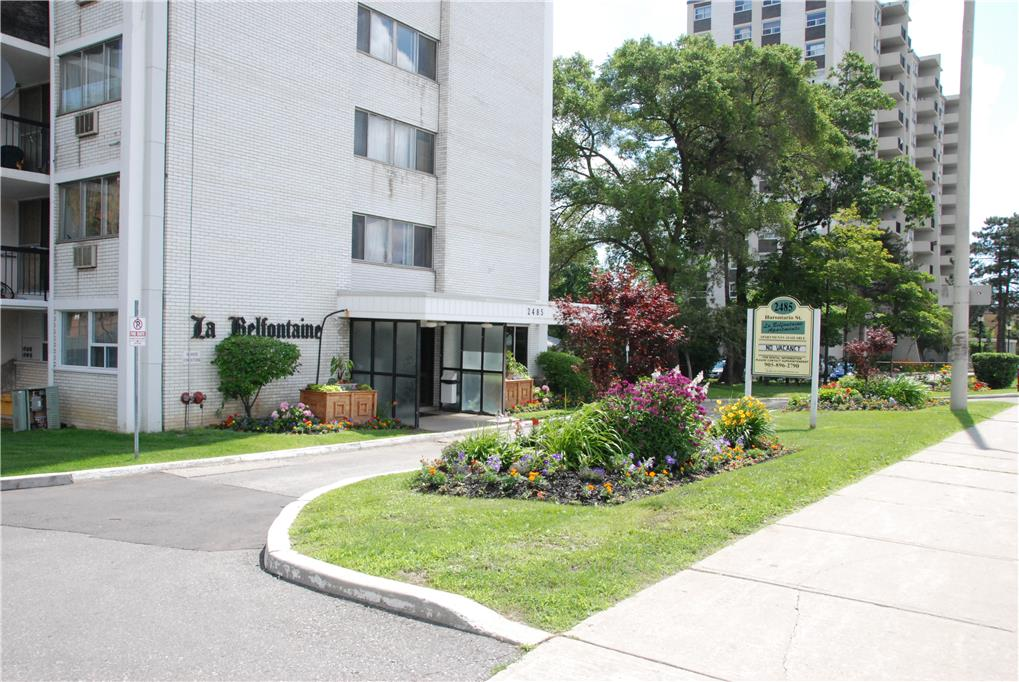 2485 Hurontario Street, Mississauga, 2 Bedroom Apartment ...