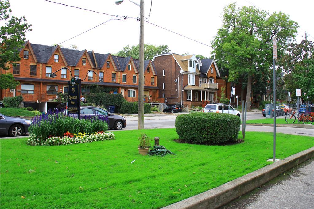 75 Spencer Avenue, Toronto, ON