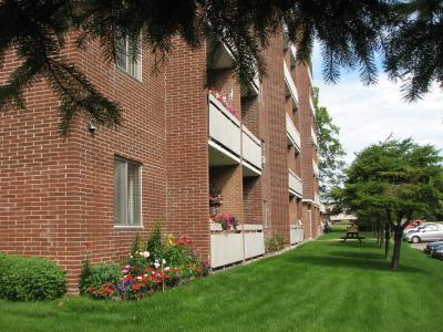2 Bedroom Apartments for Rent at 391 Barrie Road, Orillia ...