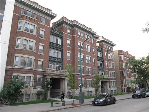 studio Apartments for Rent at 314 Broadway, Winnipeg, MB ...