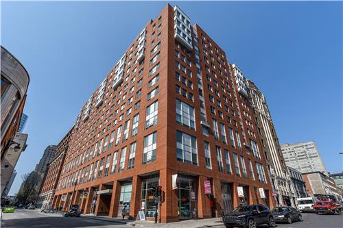 1 Bedroom Apartments For Rent At 345 Rue De La Gauchetire Ouest