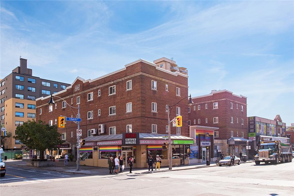 77 Wellesley Street East, Toronto, ON