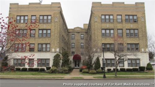 Pan American apartments