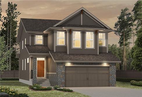 Symons Gate | Morrison Homes - Calgary | New Detached house for Sale ...