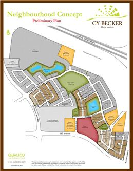 Cy becker qualico communities new detached house for for Becker payment plan